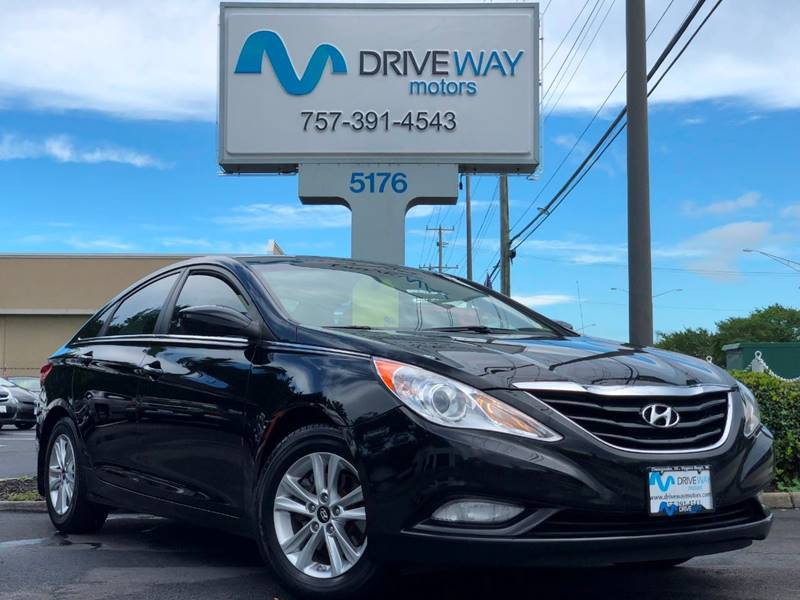2013 Hyundai Sonata For Sale At Driveway Motors In Virginia Beach VA