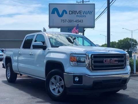 2014 GMC Sierra 1500 for sale in Virginia Beach, VA