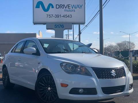 2012 Suzuki Kizashi for sale in Virginia Beach, VA