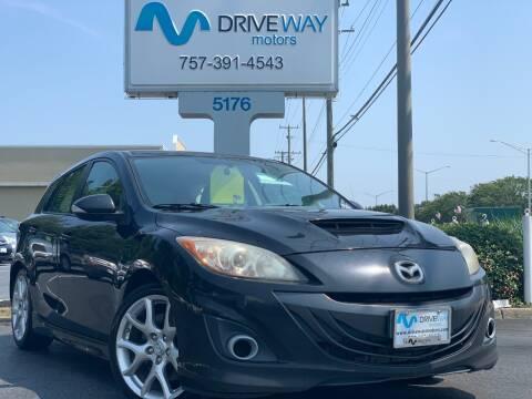 2010 Mazda MAZDASPEED3 for sale at Driveway Motors in Virginia Beach VA