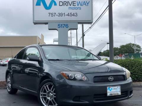 2008 Scion tC for sale at Driveway Motors in Virginia Beach VA