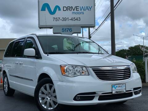 2015 Chrysler Town and Country for sale at Driveway Motors in Virginia Beach VA