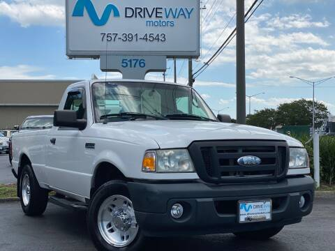 2008 Ford Ranger for sale at Driveway Motors in Virginia Beach VA