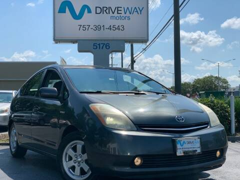 2007 Toyota Prius for sale at Driveway Motors in Virginia Beach VA