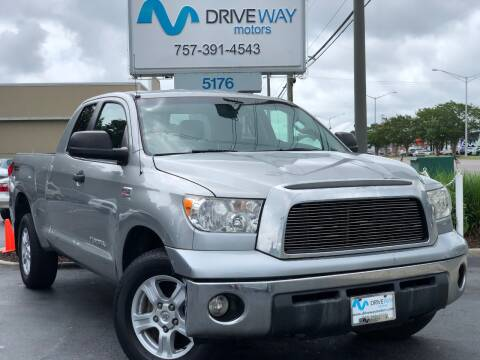 2007 Toyota Tundra for sale at Driveway Motors in Virginia Beach VA