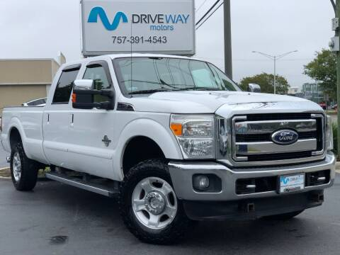2011 Ford F-350 Super Duty for sale at Driveway Motors in Virginia Beach VA