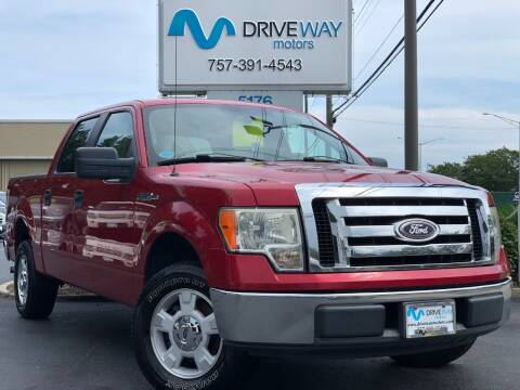 2009 Ford F-150 for sale at Driveway Motors in Virginia Beach VA