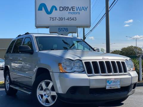 2010 Jeep Grand Cherokee for sale at Driveway Motors in Virginia Beach VA