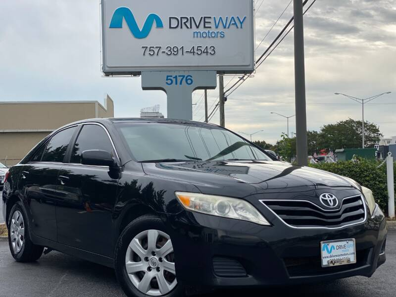 2011 Toyota Camry for sale at Driveway Motors in Virginia Beach VA