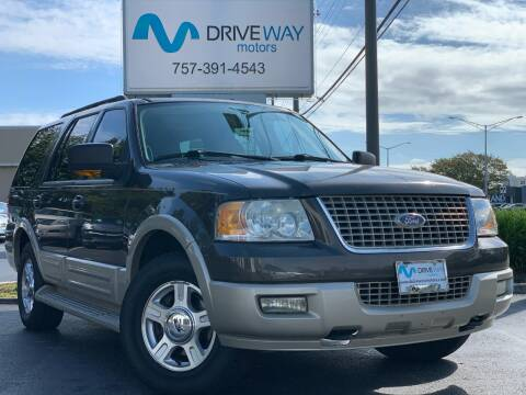 2006 Ford Expedition for sale at Driveway Motors in Virginia Beach VA