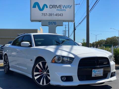 2013 Dodge Charger for sale at Driveway Motors in Virginia Beach VA