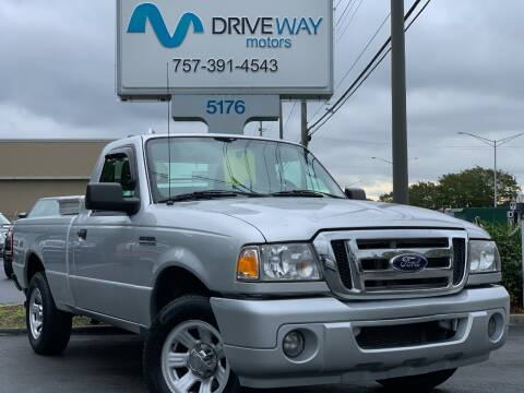 2010 Ford Ranger for sale at Driveway Motors in Virginia Beach VA