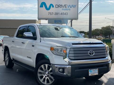 2014 Toyota Tundra for sale at Driveway Motors in Virginia Beach VA