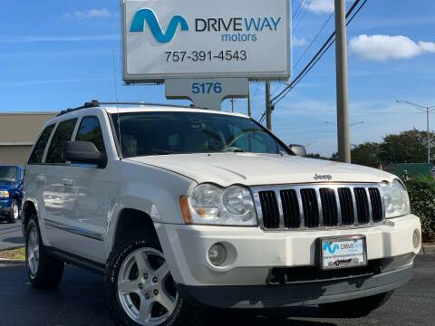 2005 Jeep Grand Cherokee for sale at Driveway Motors in Virginia Beach VA