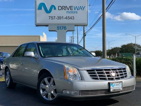 2006 Cadillac DTS for sale at Driveway Motors in Virginia Beach VA