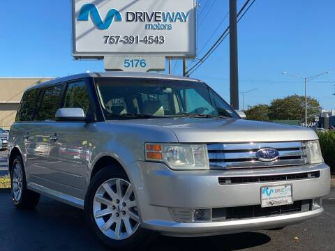 2011 Ford Flex for sale at Driveway Motors in Virginia Beach VA