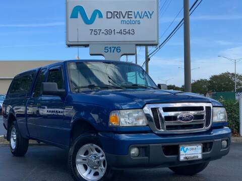 2007 Ford Ranger for sale at Driveway Motors in Virginia Beach VA