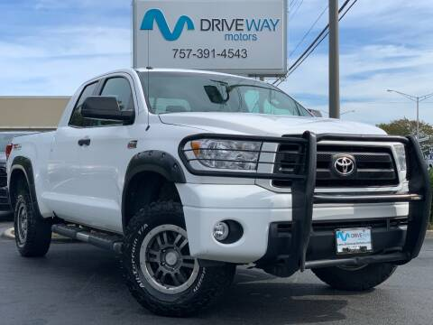 2010 Toyota Tundra for sale at Driveway Motors in Virginia Beach VA