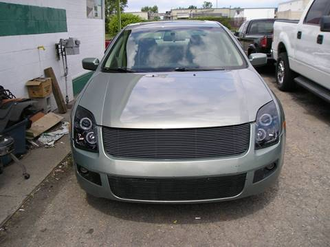 2008 Ford Fusion for sale in Roseville, MI