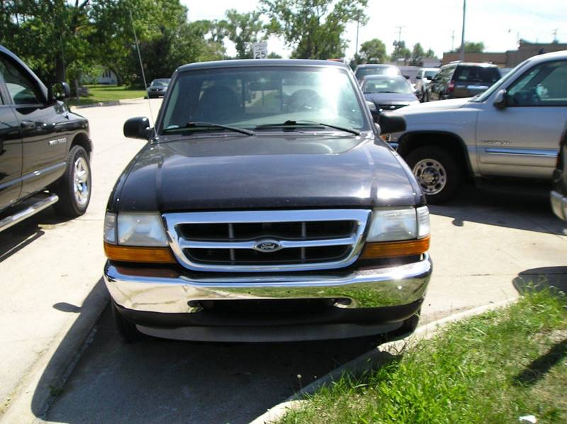 2000 Ford Ranger car for sale in Detroit