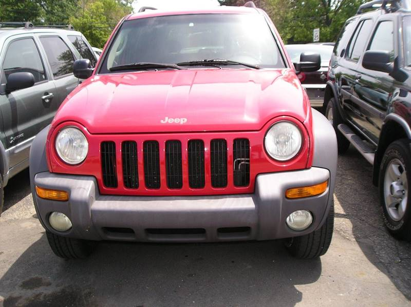 2002 Jeep Liberty car for sale in Detroit