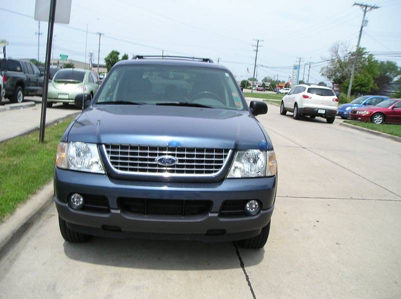 2003 Ford Explorer car for sale in Detroit