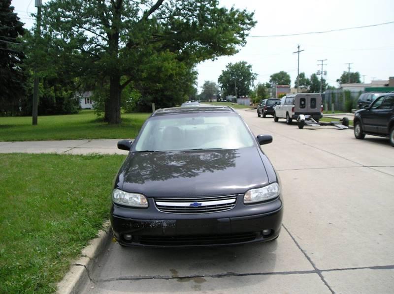 2003 Chevrolet Malibu car for sale in Detroit