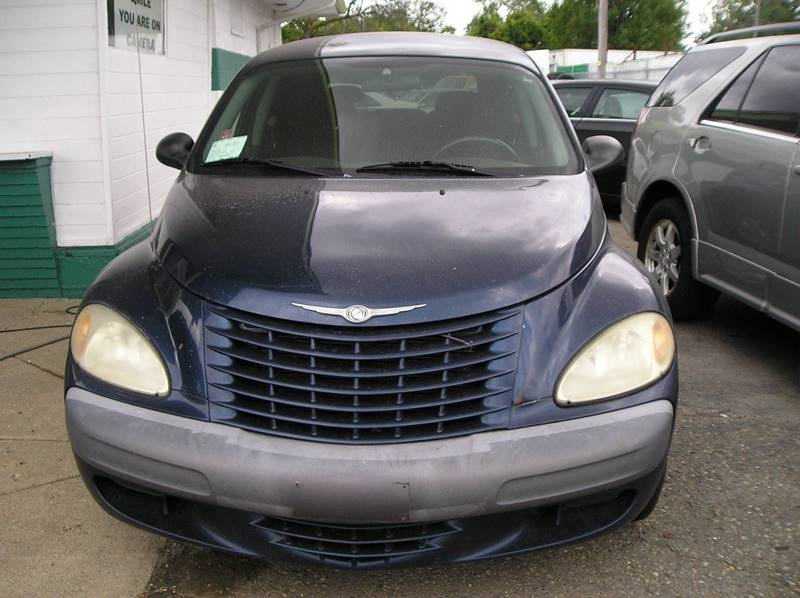 2003 Chrysler Pt Cruiser car for sale in Detroit