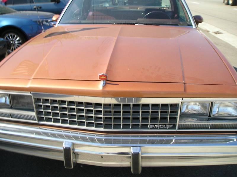 1982 Chevrolet El Camino car for sale in Detroit