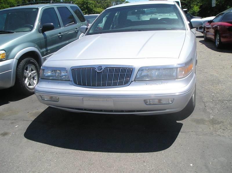 1996 Mercury Grand Marquis car for sale in Detroit