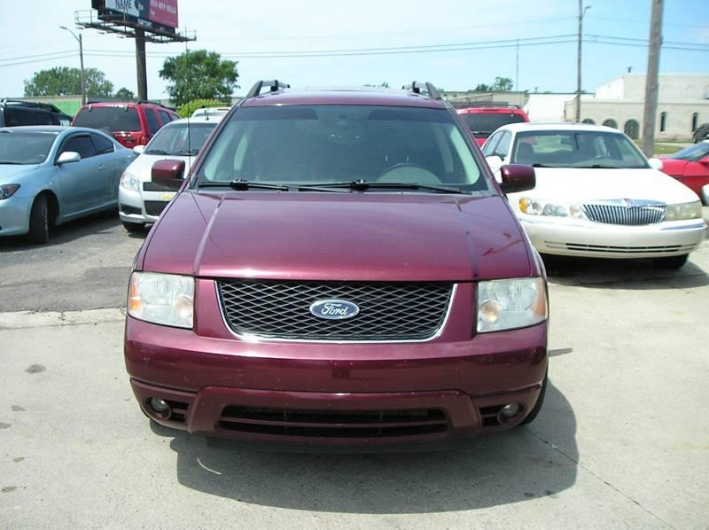 2005 Ford Freestyle car for sale in Detroit