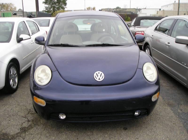 2002 Volkswagen New Beetle car for sale in Detroit