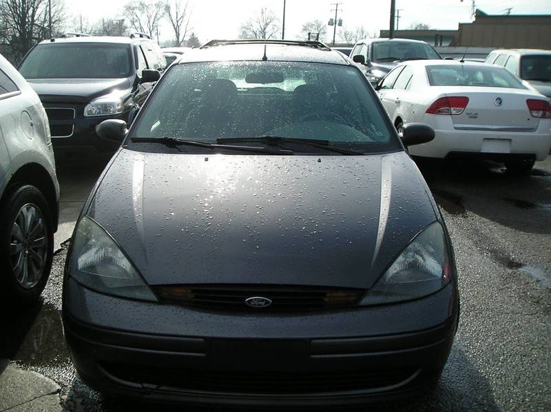 2003 Ford Focus car for sale in Detroit