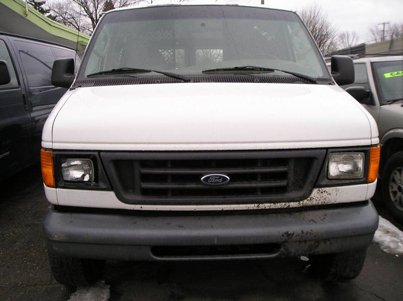 2007 Ford E-series Cargo car for sale in Detroit