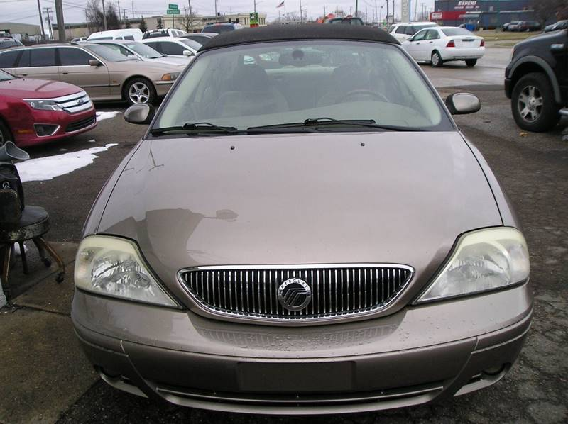 2005 Mercury Sable car for sale in Detroit