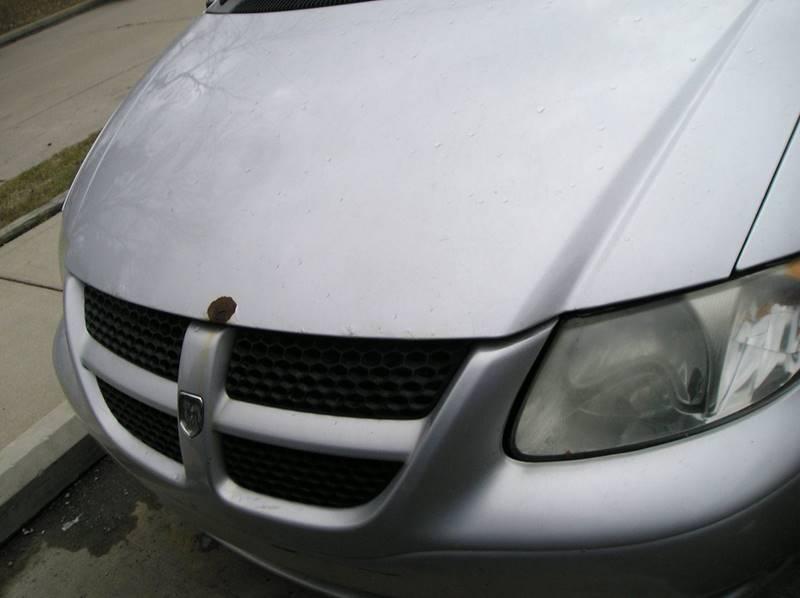 2004 Dodge Grand Caravan car for sale in Detroit
