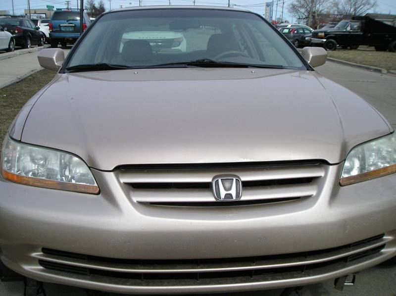 2002 Honda Accord car for sale in Detroit