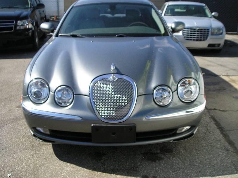 2004 Jaguar S-type car for sale in Detroit