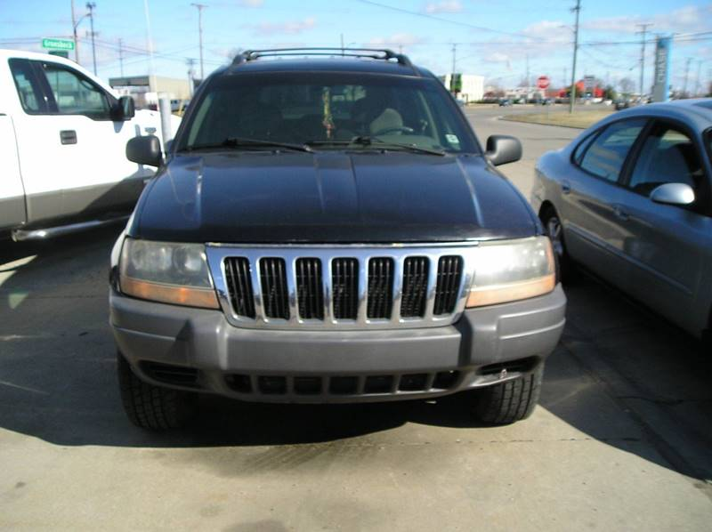 2001 Jeep Grand Cherokee car for sale in Detroit