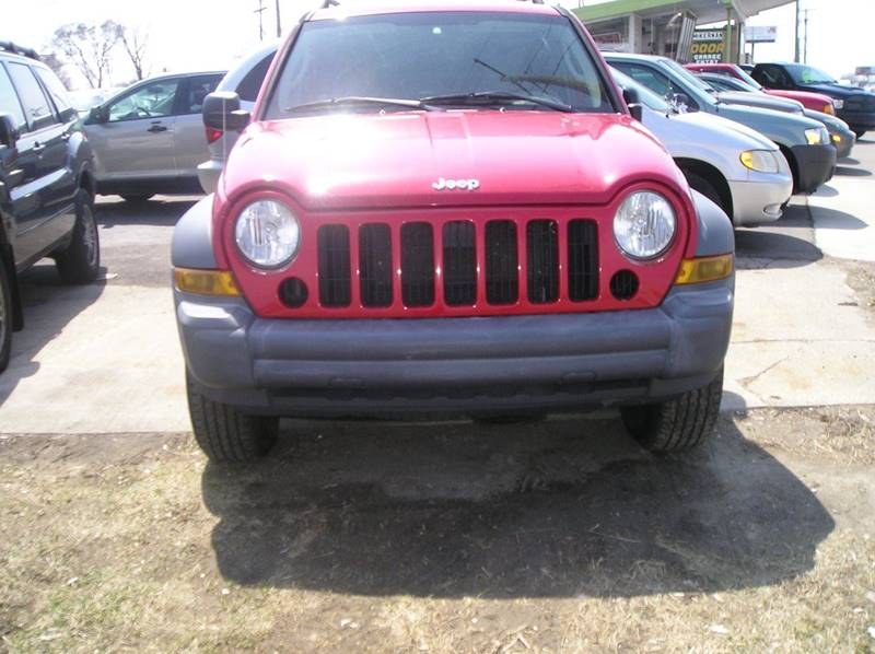 2005 Jeep Liberty car for sale in Detroit