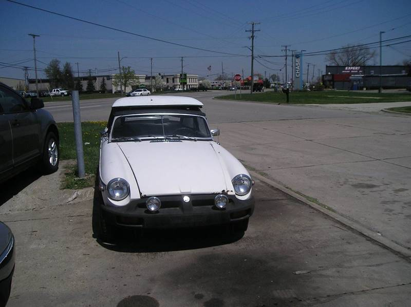1976 Mg Mgb car for sale in Detroit