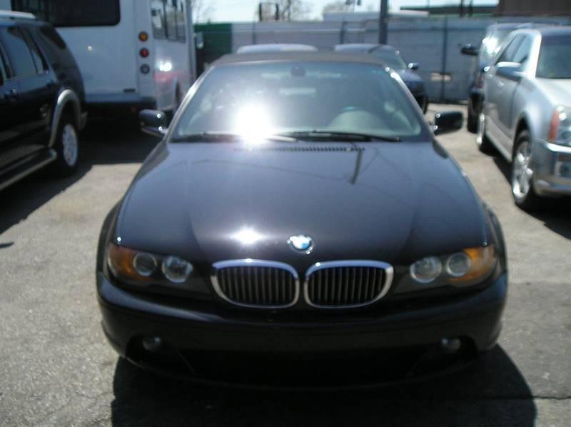 2004 Bmw 3 Series car for sale in Detroit