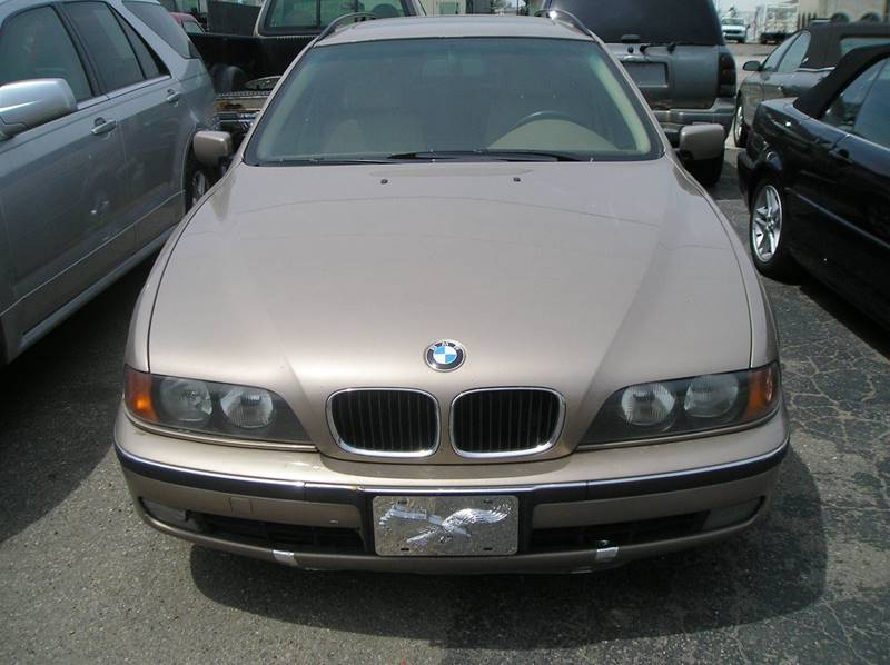 1999 Bmw 5 Series car for sale in Detroit