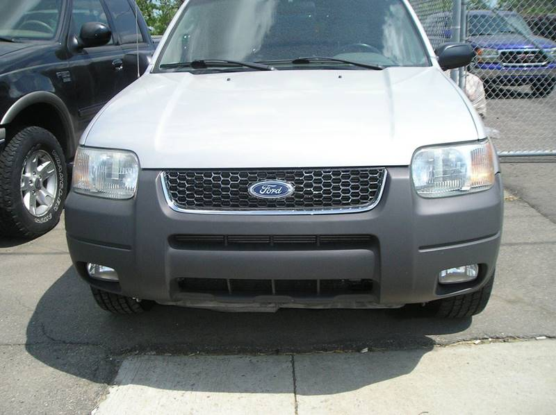 2002 Ford Escape car for sale in Detroit