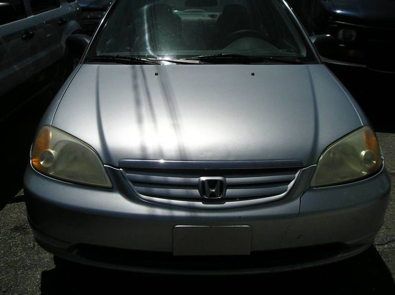 2002 Honda Civic car for sale in Detroit