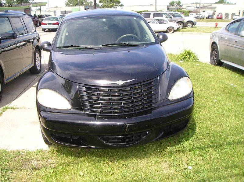 2004 Chrysler Pt Cruiser car for sale in Detroit