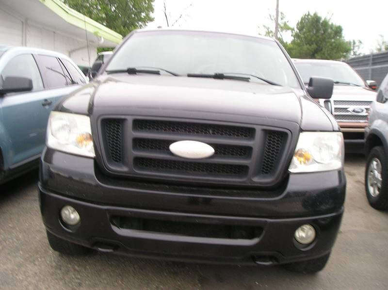 2007 Ford F-150 car for sale in Detroit