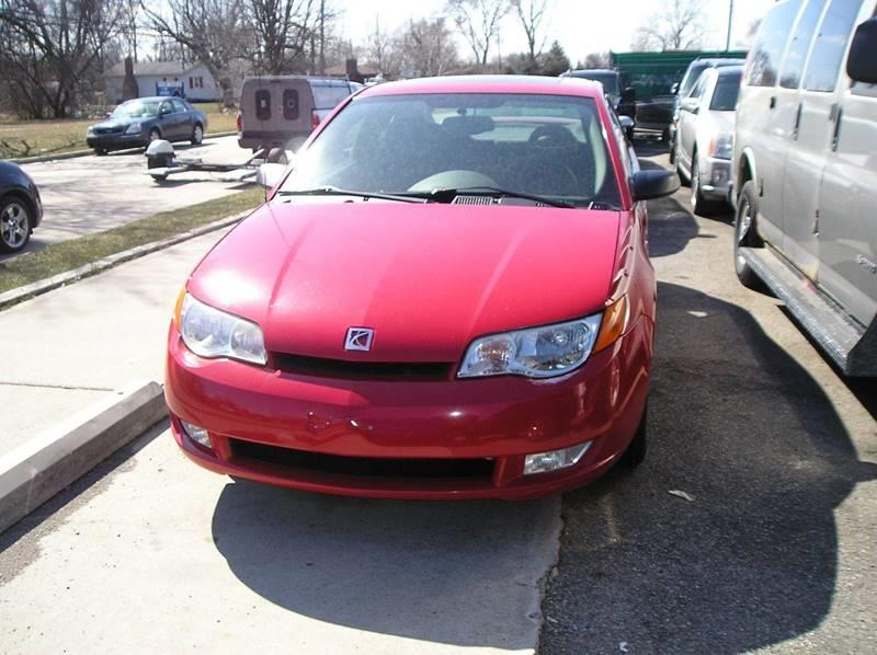 2006 Saturn Ion car for sale in Detroit