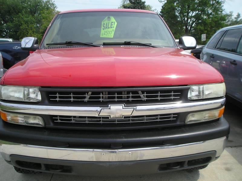 2000 Chevrolet Silverado 1500 car for sale in Detroit