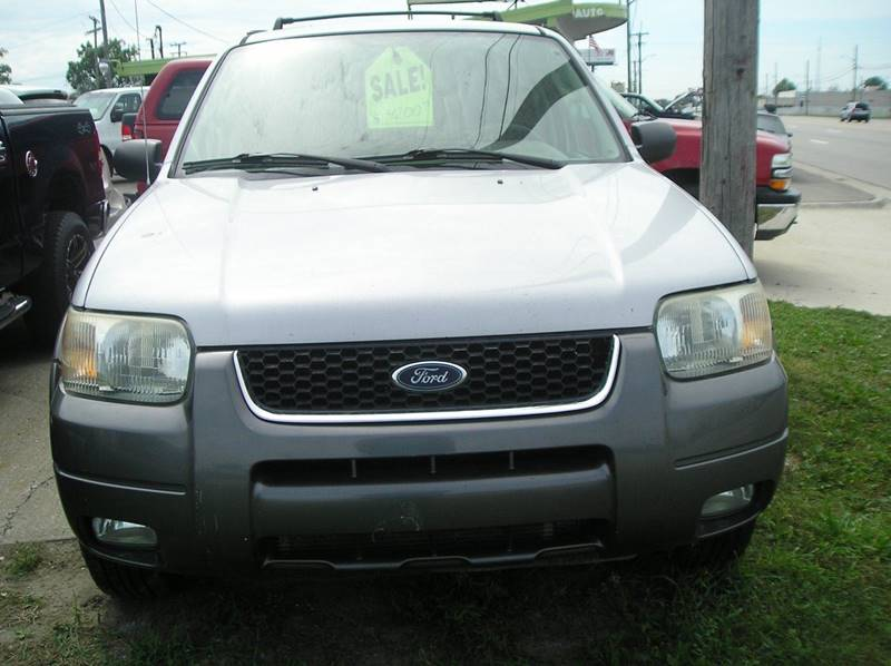 2003 Ford Escape car for sale in Detroit